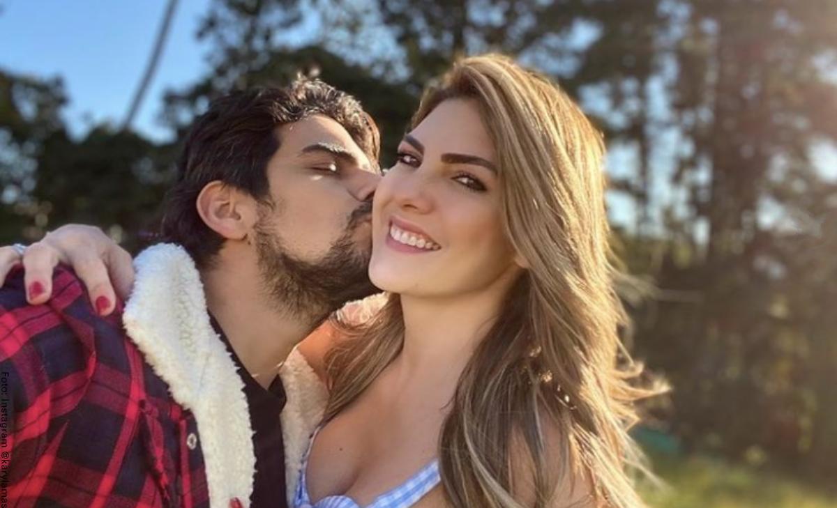 Ana Karina Soto se contagió de coronavirus junto a su familia