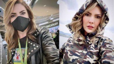 Ana Karina Soto, del Canal RCN, cuenta secuelas que le dejó el Coronavirus