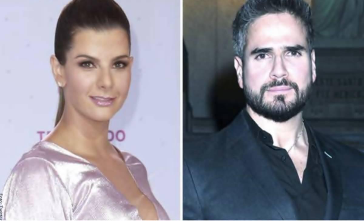 Carolina Cruz dijo que nunca mantuvo a su ex Daniel Arenas