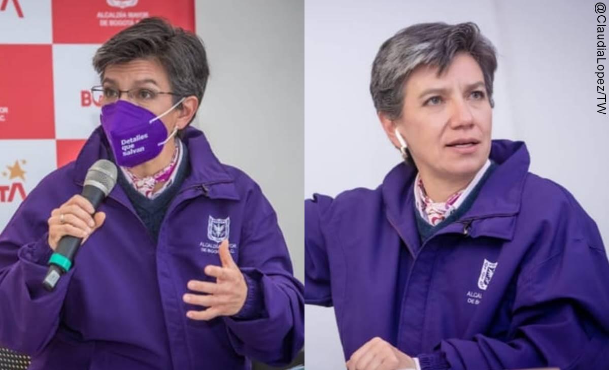Claudia López dio detalles del confinamiento de este fin de semana