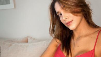"""Daniela Ospina fue criticada por tener """"la axila negra"""" y así respondió"""