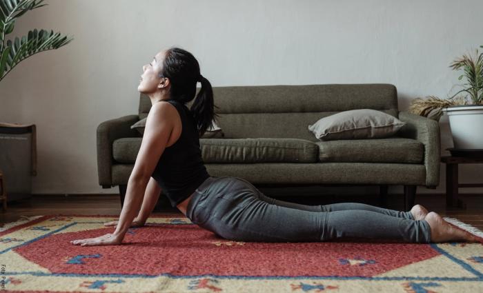 Foto de ejercicios para bajar de peso y tonificar