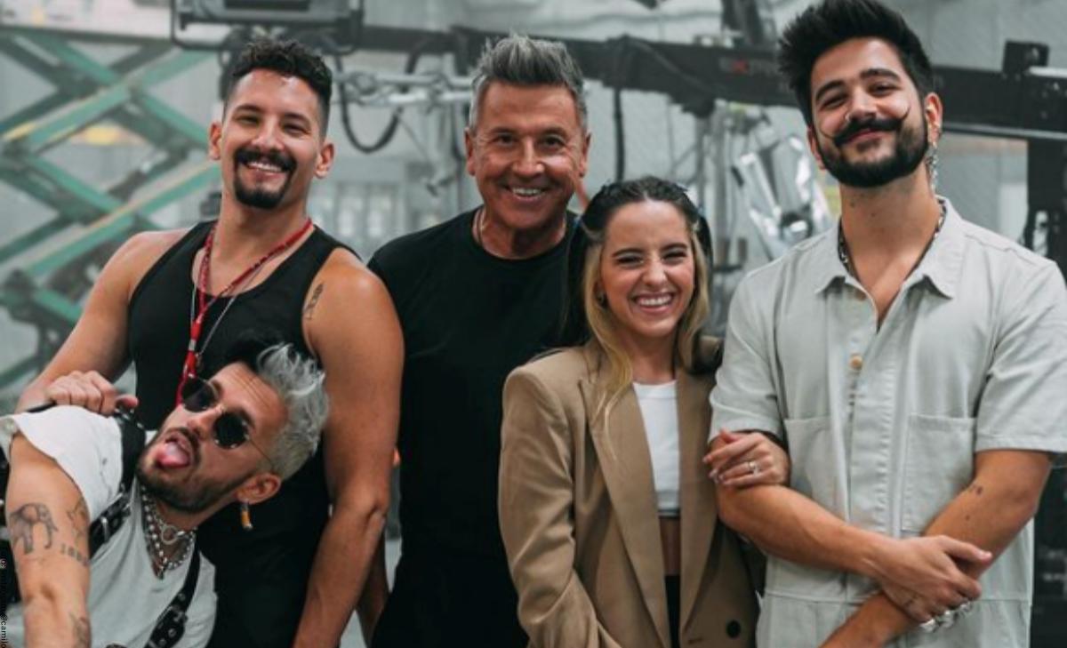 Camilo, Evaluna y la familia Montaner ahora tendrán su propio reality