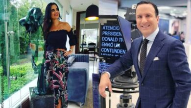 Felipe Arias del Canal RCN, tiene hermana famosa en el Canal Caracol