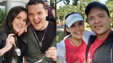 Linda Palma y Diego Pulecio se casaron en secreto. Dio la noticia en Caracol Televisión