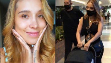 Luisa Fernanda W presumió que ahora tiene guardaespaldas