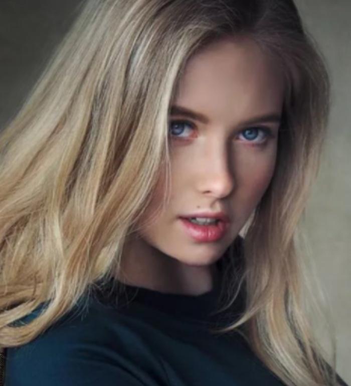 Foto de mujer sueca