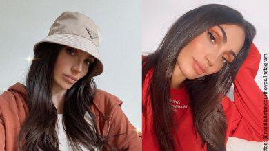 Natalia Betancourt posó en ropa interior y le llovieron piropos