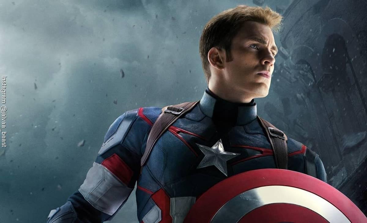 Prepárate para conocer al nuevo Capitán América