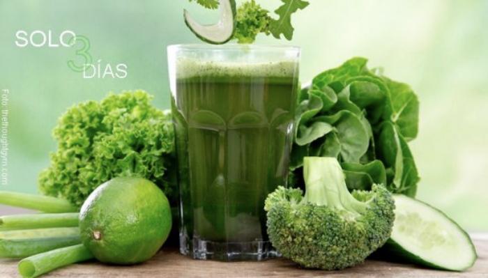 Foto de dieta verde