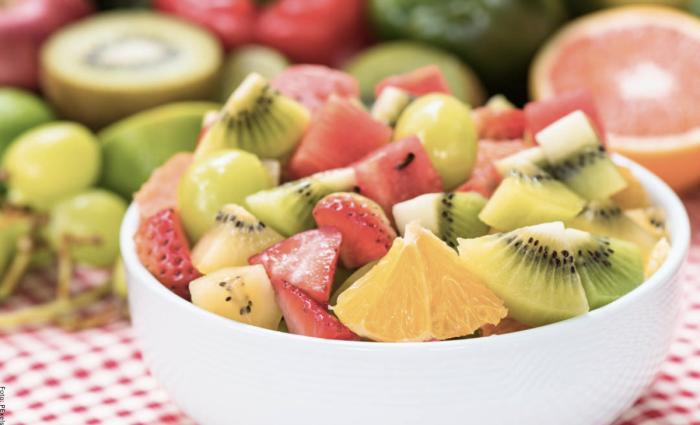 Foto de ensalada de frutas