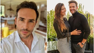 Sebastián Martínez contó cómo él y Kathy manejan las escenas de besos