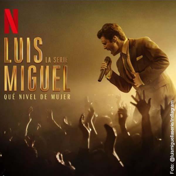 Serie Luis Miguel de Netflix, recrea incidente que casi lo deja sordo