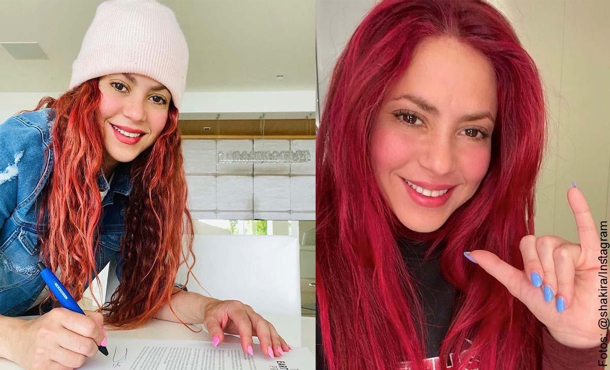 Shakira como con 10 años menos, ¡una foto la hizo ver jovencita!