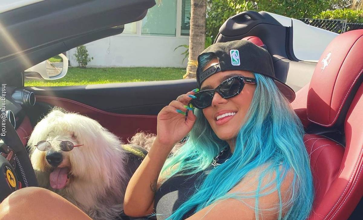 Shakira no quiso grabar con Karol G ¿por qué?