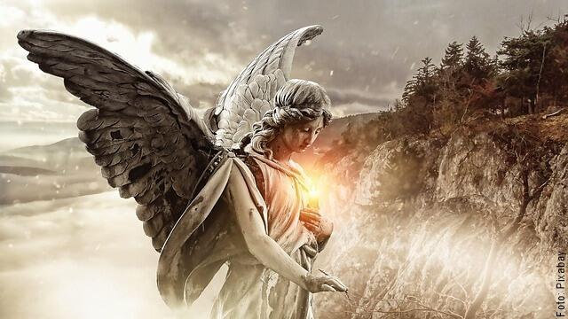 imagen de ángel de la guarda