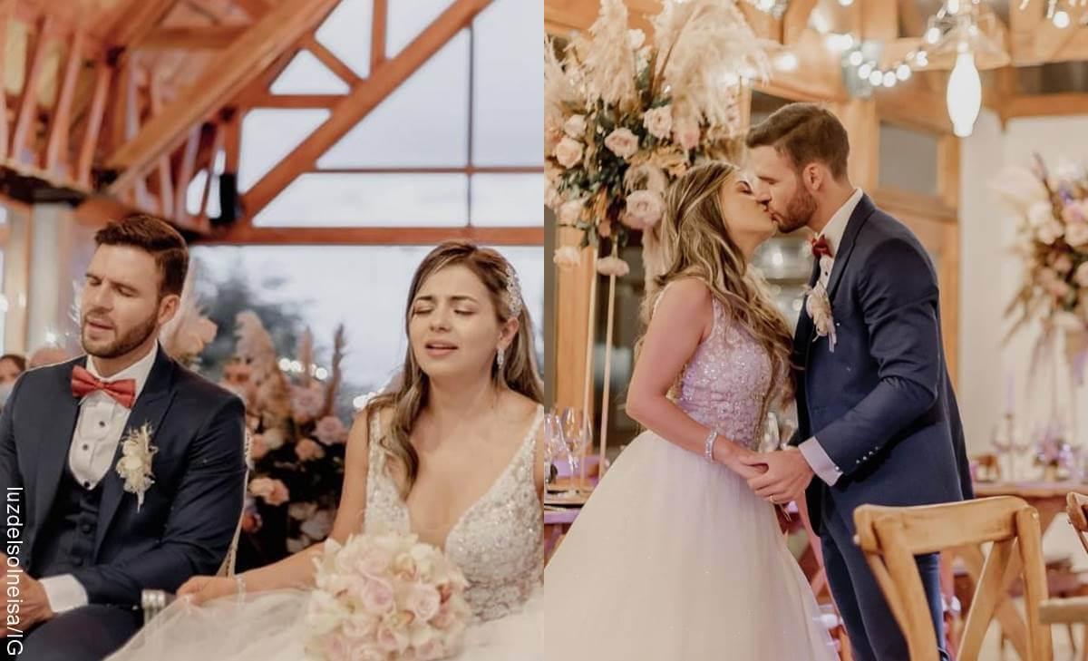 Fotos de la bpoda de la boda de Álex Adames y Luz del Sol Neisa
