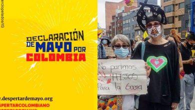 Aterciopelados, Café Tacvba y más músicos hacen la Declaración de Mayo por Colombia