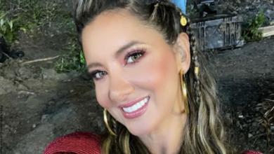Daniella Álvarez celebró su cumpleaños con emotivo mensaje