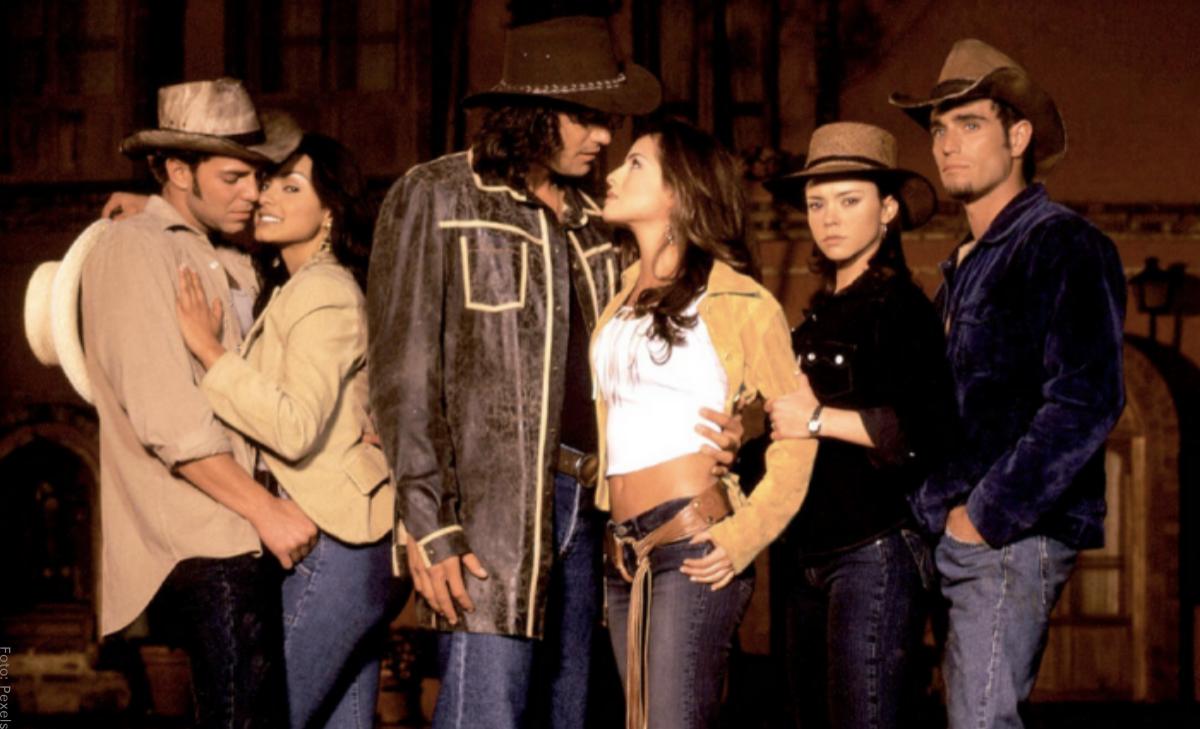 Danna García reveló qué fue lo más complicado al grabar 'Pasión de Gavilanes'