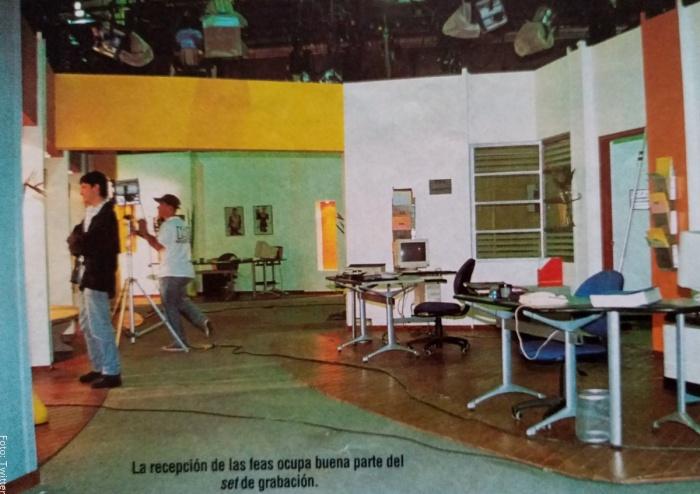 Foto de las oficinas de Ecomoda