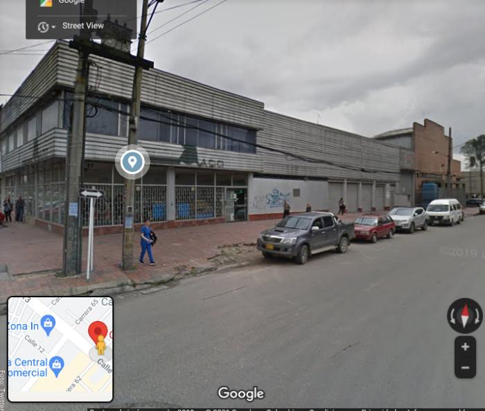 Foto del lugar donde era Ecomoda