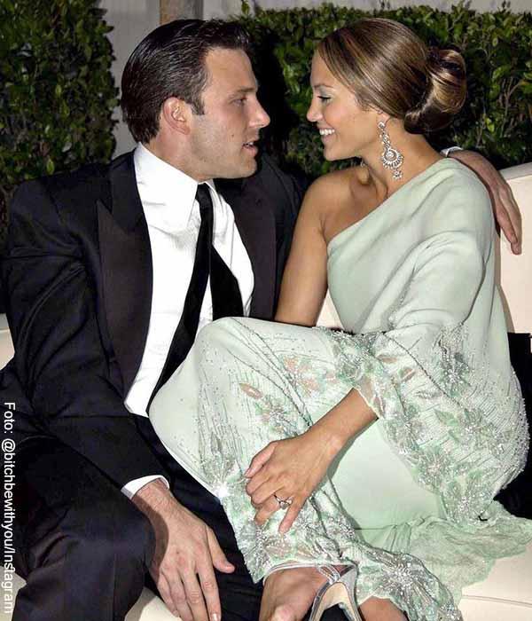 ¡Es oficial! Jennifer López y Ben Affleck están de amorío otra vez