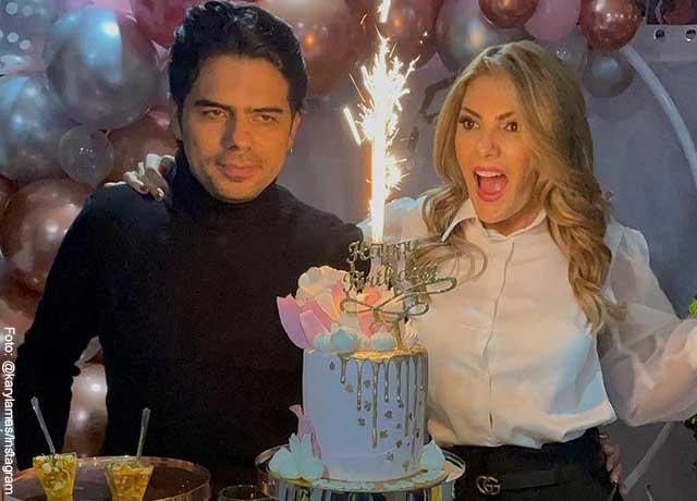 ¡Felices 41! Ana Karina Soto mostró fotos de su celebración