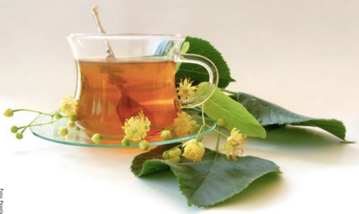 Foto de té de sen