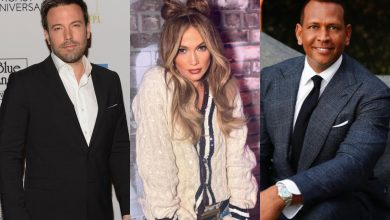 Jennifer López se fue de viaje con Ben Affleck y a su ex no le gustó