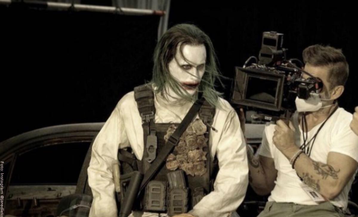 El Joker de Jared Leto llega a la 'Liga de la Justicia'