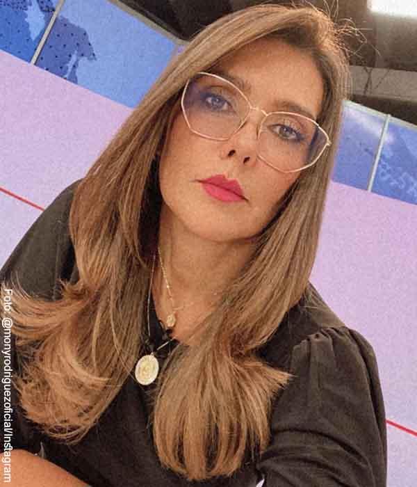 Mónica Rodríguez envió jocoso mensaje a hackers que intentaron usurpar sus redes