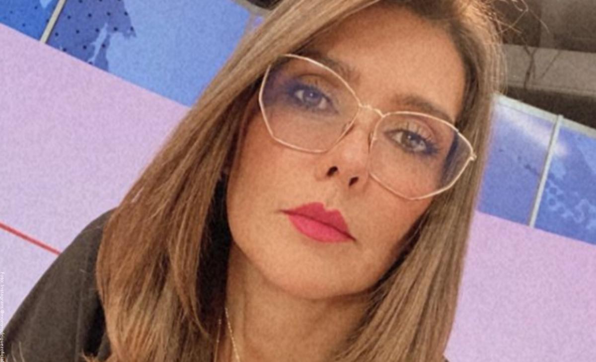Mónica Rodríguez aseguró que en su anterior trabajo le revisaban las redes sociales