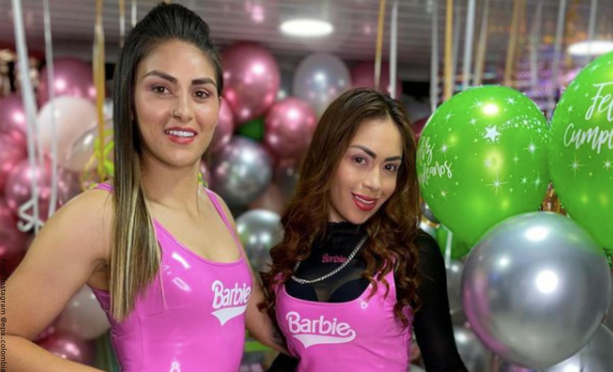 Novia de Epa Colombia contó que ha tenido problemas con su mamá por su relación