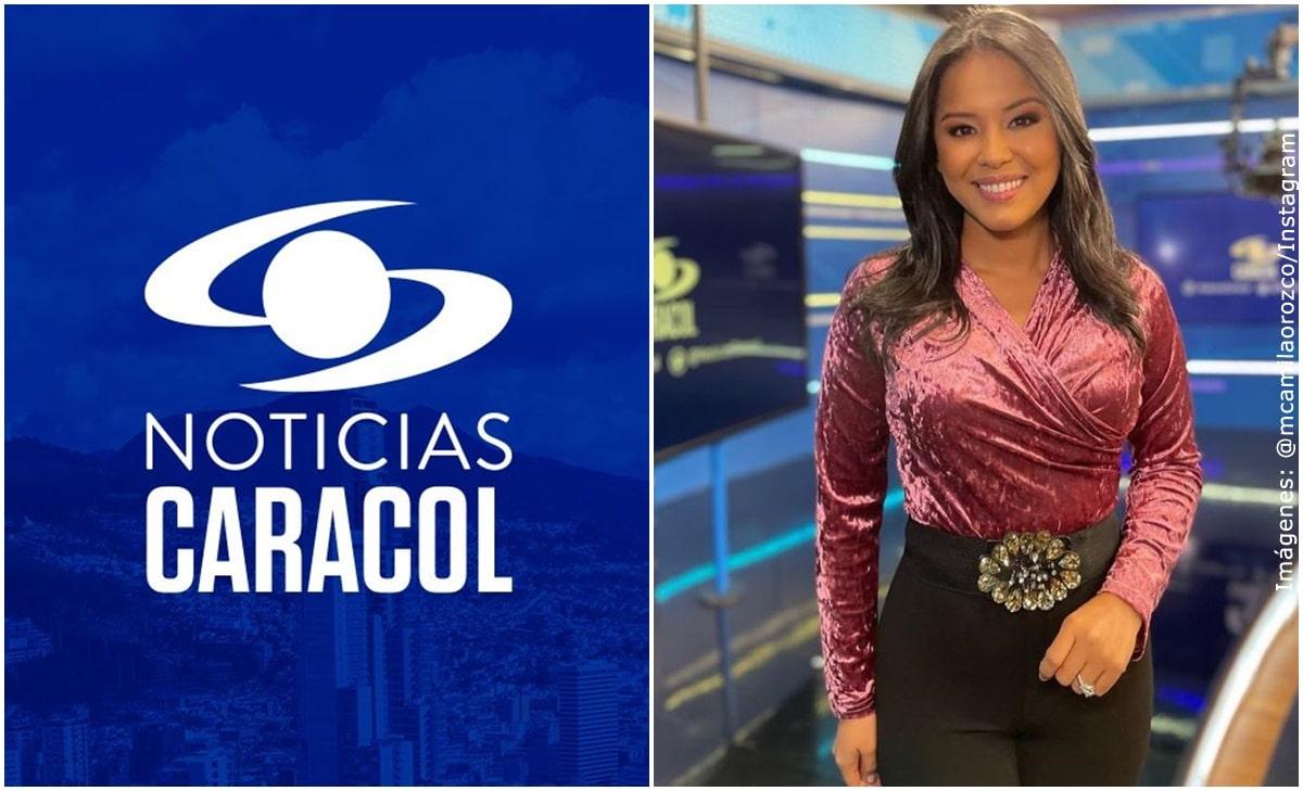 ¡Presentadora de Noticias Caracol anunció que se va del noticiero!