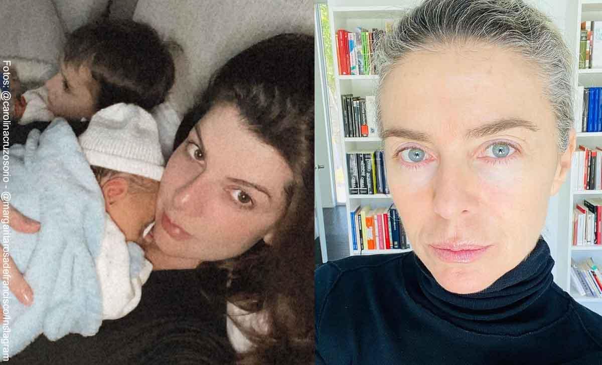 Respuesta de Carolina Cruz a Margarita Rosa de Francisco por trino sobre hijos