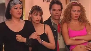 Actores de 'Pedro el escamoso' empezaron romance en la novela y pasó a la vida real