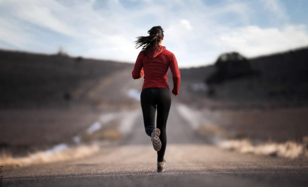 Soñar con correr quiere decir que estás por alcanzar tus metas