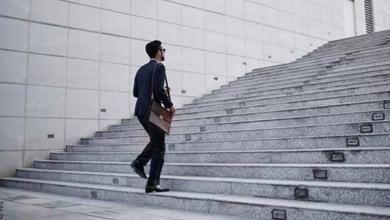 Soñar con escaleras, ¡sinónimo de cambio!