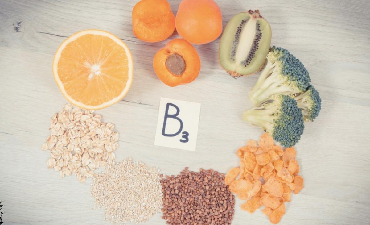 Vitamina B3, ¿para qué sirve y cuáles son sus beneficios?