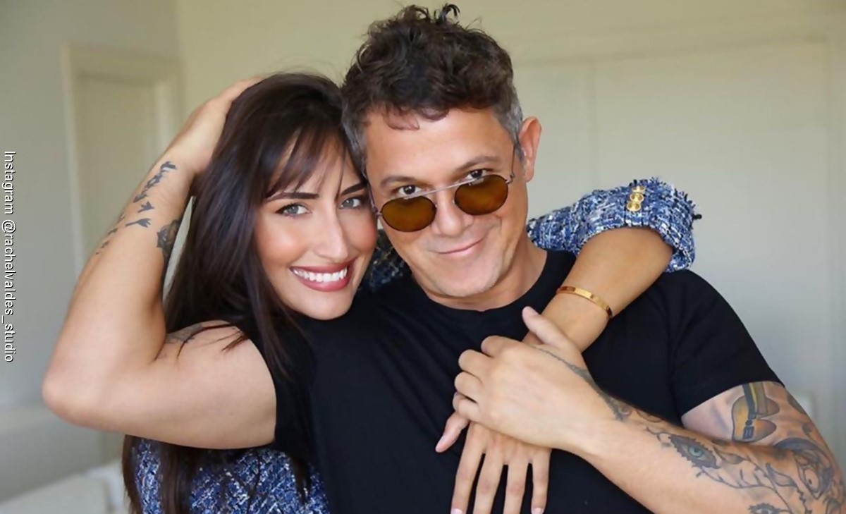 Alejandro Sanz presumió a su novia en sus vacaciones