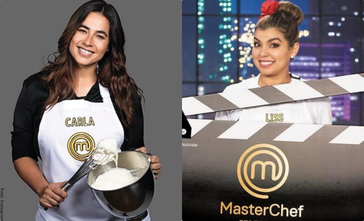 El problema de Carla Giraldo y Liss Pereira en MasterChef Celebrity