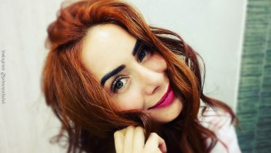 Critican a Johanna Fadul por dejar ver su rostro Al Natural