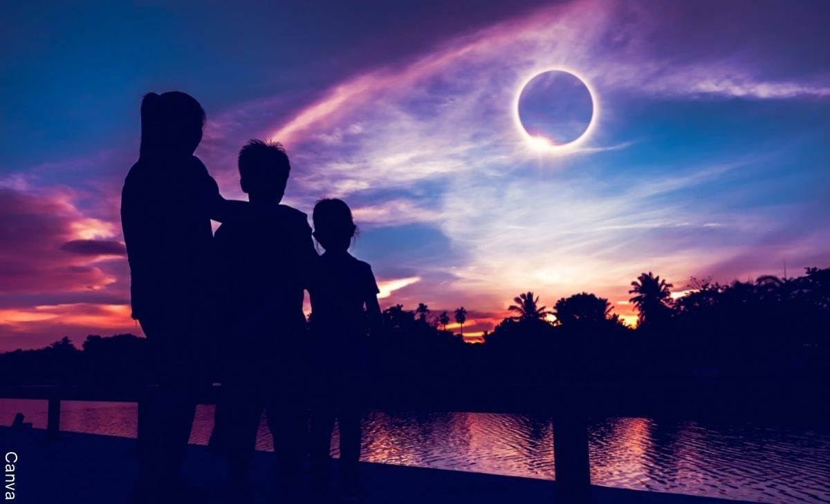 Eclipse solar anular del 10 de junio afectará a estos signos Zodiacales en el amor