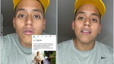 'El Mindo' denunció amenazas en su contra por fotos con Andrés Escobar