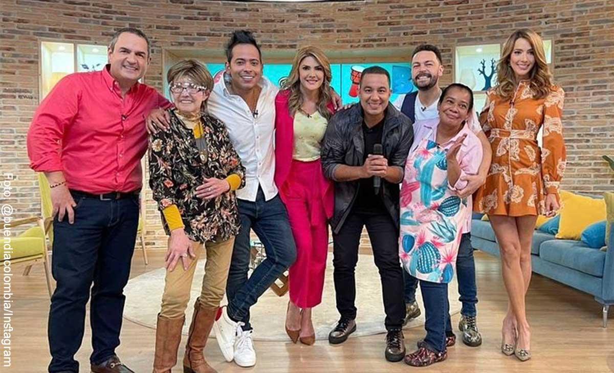 El programa matutino Buen Día Colombia, debuta con críticas