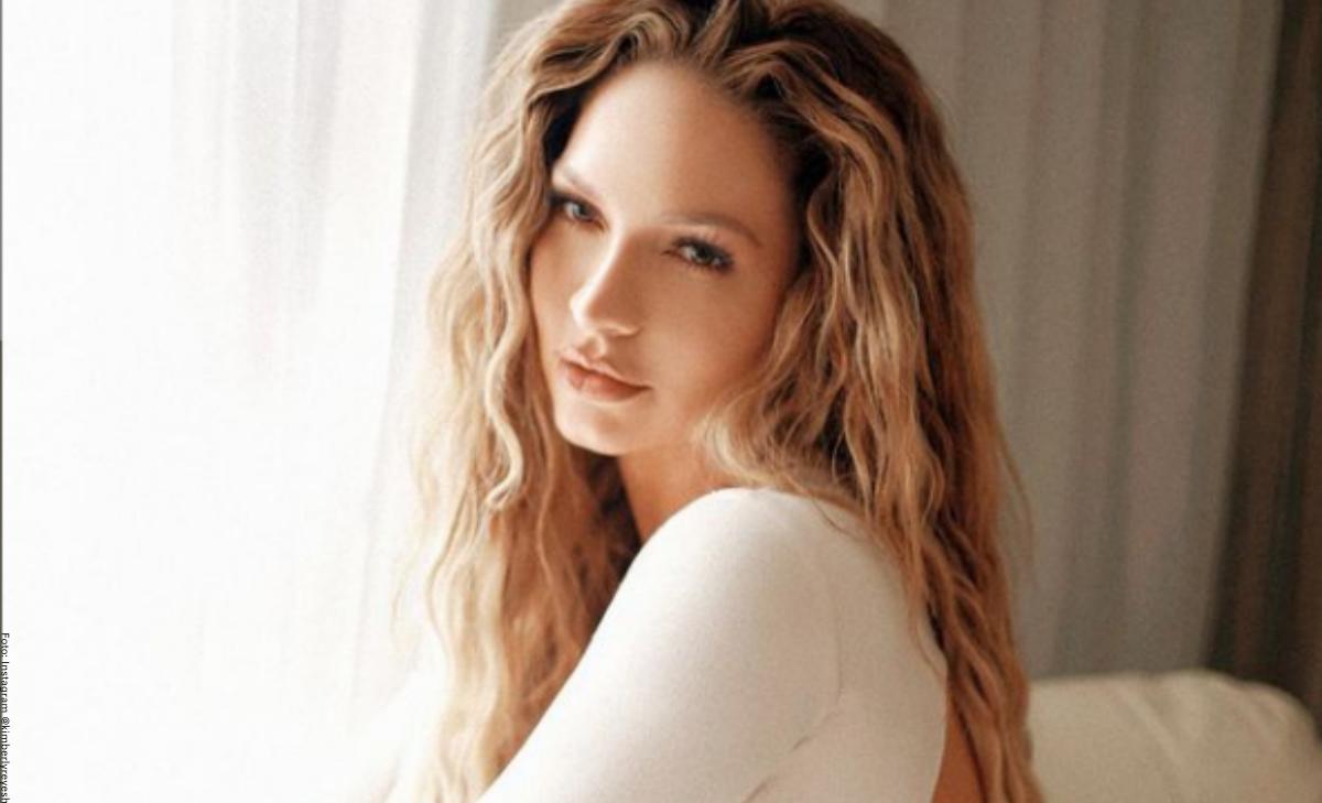 Kimberly Reyes demostró por qué es una de las colombianas más sensuales