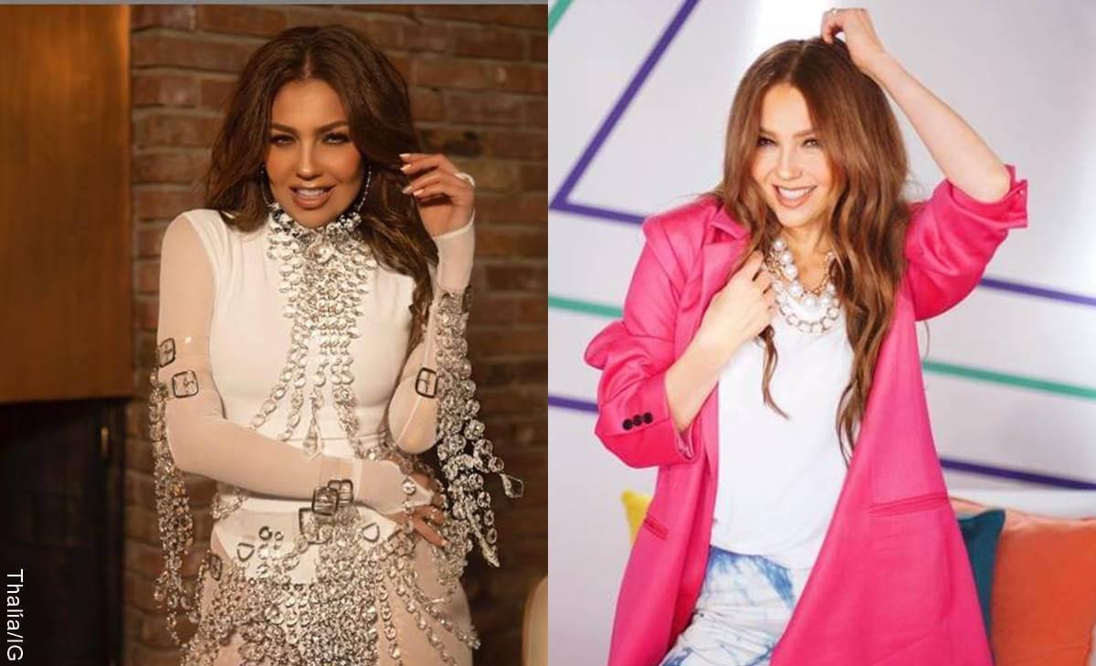 Las tres Marías de Thalía las interpretó cuando era niña, según la actriz
