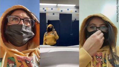 Mamá youtuber reemplazó a su hija en el colegio y la arrestaron