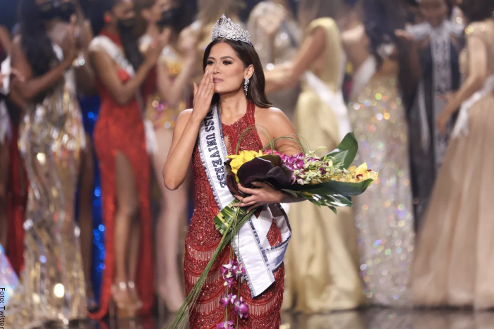 Foto de Miss Universo